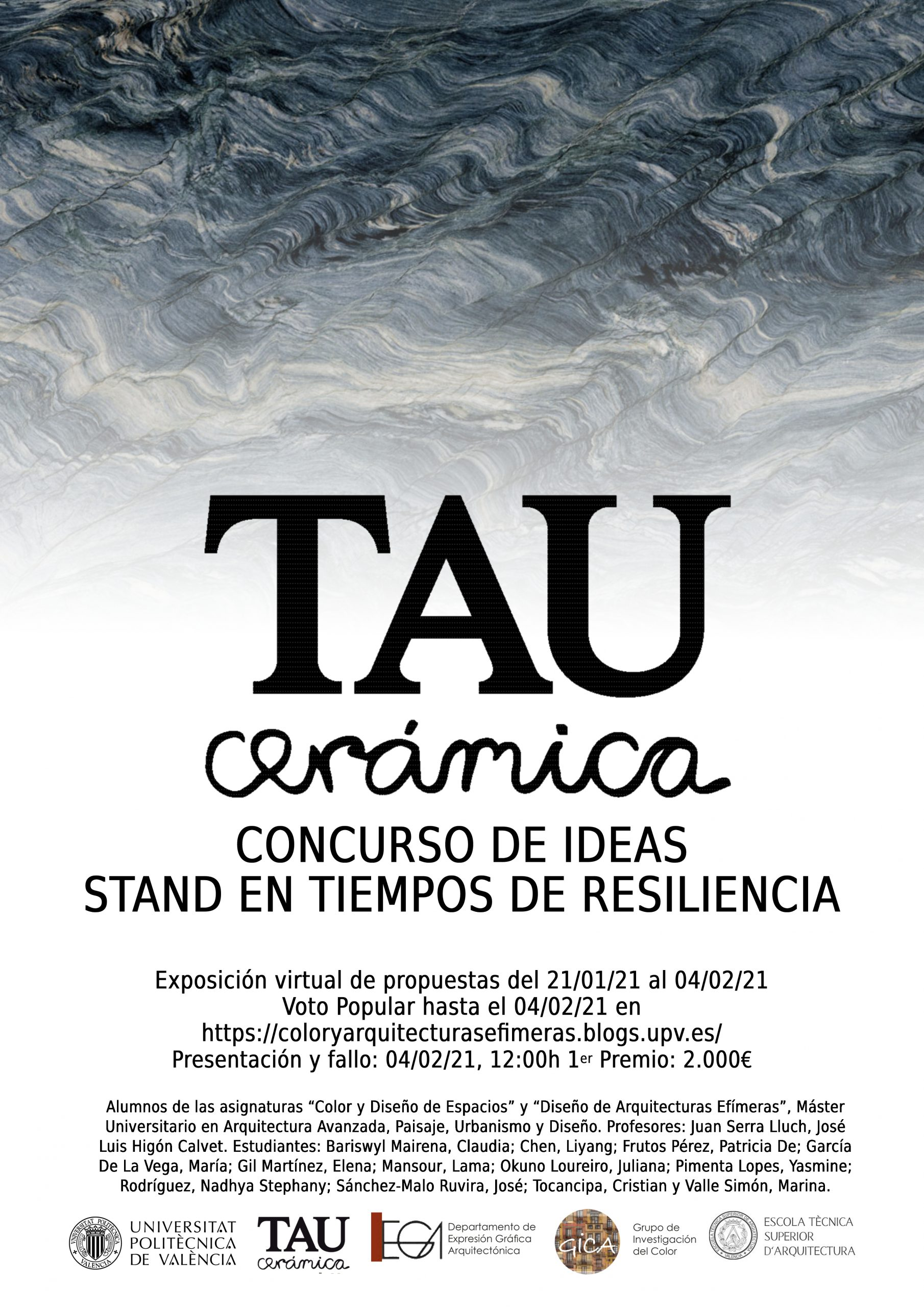 Stand TAU en Tiempos de Resiliencia